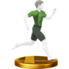 Trophée Entraîneur Wii Fit U