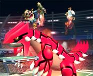 Groudon Brawl 3