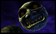 Lune Majora's Mask 3D