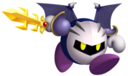 Meta Knight Returns To Dream Land