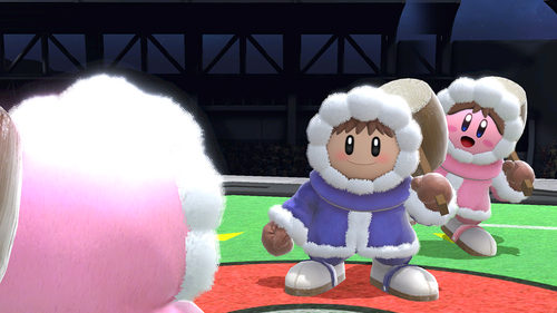 Félicitations Ice Climbers Ultimate