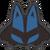 Icône Lucario bleu Ultimate