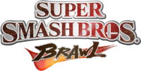 Super Smash Bros. Brawl - Logo
