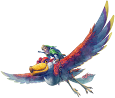 Art Célestrier vermeil Skyward Sword