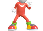 Tenue Knuckles Ultimate