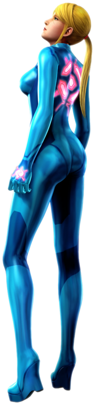 Zero Suit Samus Other M Artwork