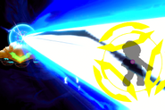 Samus sans armure Laser zéro Ultimate