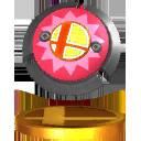 Trophée Bumper 3DS