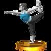 Trophée Entraîneuse Wii Fit 3DS