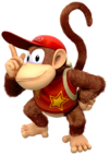 Art Diddy Kong TF