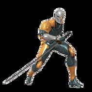 Art Gray Fox Ultimate