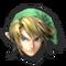 Icône Link U