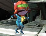 Kirby attaques Brawl 14