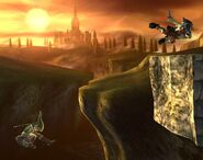Falco attaques Brawl 4
