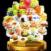 Trophée Nourriture U