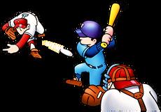 Art Joueurs Baseball