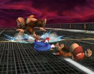 Captain Falcon Smash final Brawl 2