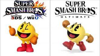 Thème de Victoires de Super Smash Bros. (de N64 à Ultimate)