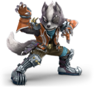 Art Wolf orange Ultimate