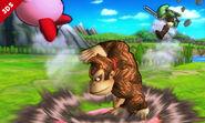 Donkey Kong SSB4 Profil 9