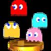 Trophée Fantômes Pac-Man 3DS