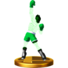 Trophée Little Mac alt U