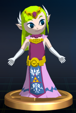 Trophée Zelda Wind Waker Brawl