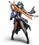 Art Byleth féminin Ultimate