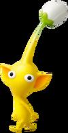 Art Pikmin jaune 3