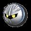 Icône Meta Knight gris U