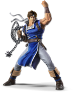Art Richter bleu Ultimate