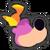 Icône Banjo & Kazooie rose Ultimate