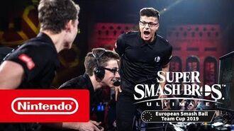 Meilleurs moments de la Super Smash Bros. Ultimate European Smash Ball Team Cup 2019