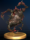 Trophée Reine parasite Brawl