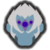 Icône Ganondorf violet blanc Ultimate