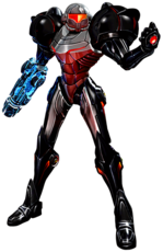Art Samus Phazon Prime