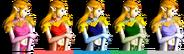 Couleurs Zelda Melee