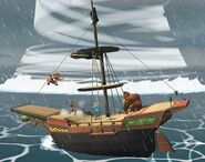 Vaisseau pirate Brawl 6