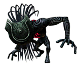 Vignette Créature des ombres