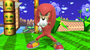 Costume Knuckles Ultimate