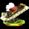 Trophée Locomotive des dieux