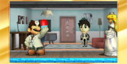Félicitations Dr. Mario 3DS All-Star