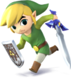 Link Cartoon (3DS / Wii U)