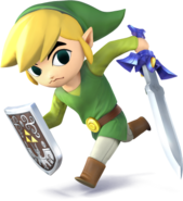 LinkCartoon SSB4