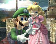 Luigi Profil Brawl 2