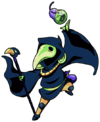 Art Plague Knight SK