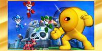 Félicitations Mega Man 3DS All-Star
