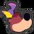 Icône Banjo & Kazooie rouge Ultimate