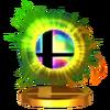Trophée Balle Smash 3DS