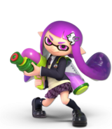 Art Inkling violet Ultimate